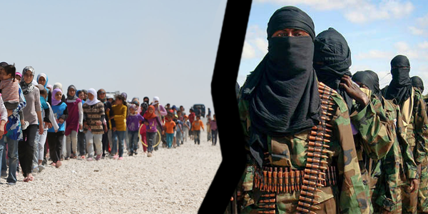Flüchtlingskrise und Terrorismus