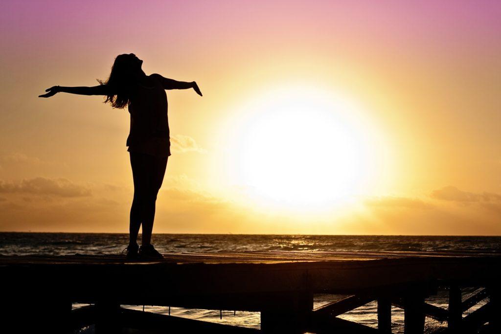 von unzufrieden zu glücklich